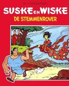 Suske En Wiske - 062 - De Stemmenrover 1965