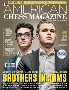 Chess Quarterly • American Chess Magazine • Issue #9 • Winter 2019