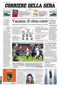 Corriere della Sera – 22 agosto 2020