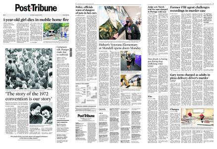 Post-Tribune – August 22, 2020