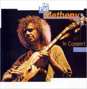The Pat Metheny Group ‎- In Concert, USA 1992 (1993) [Unofficial Release]