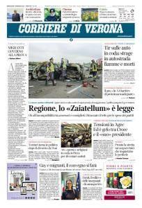 Corriere di Verona - 23 Maggio 2018