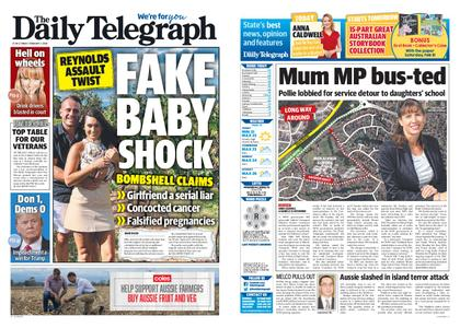The Daily Telegraph (Sydney) – February 07, 2020