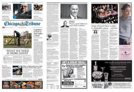 Chicago Tribune – October 27, 2019