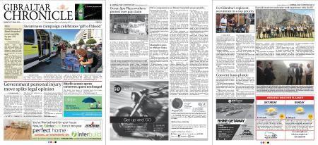 Gibraltar Chronicle – 15 June 2018