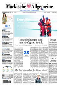 Märkische Allgemeine Luckenwalder Rundschau - 18. September 2019