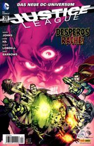 Justice League 20
