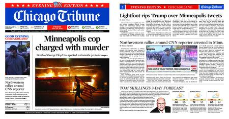 Chicago Tribune Evening Edition – May 29, 2020