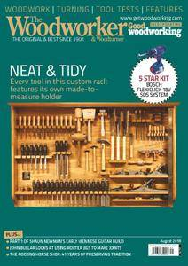 The Woodworker & Woodturner – July 2018