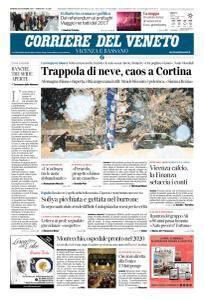 Corriere del Veneto Vicenza e Bassano - 29 Dicembre 2017