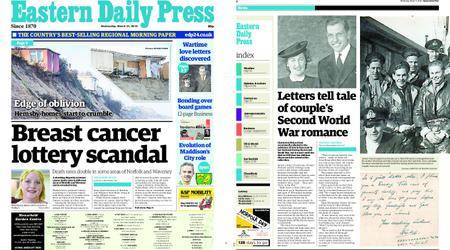 Eastern Daily Press – March 21, 2018