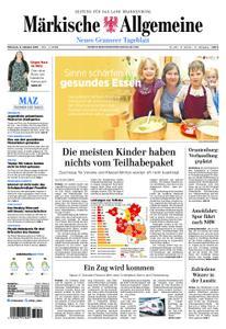Märkische Allgemeine Neues Granseer Tageblatt - 09. Oktober 2019