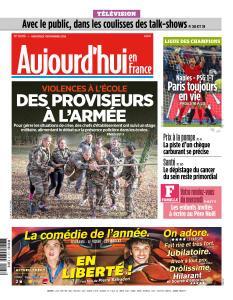Aujourd'hui en France du Mercredi 7 Novembre 2018
