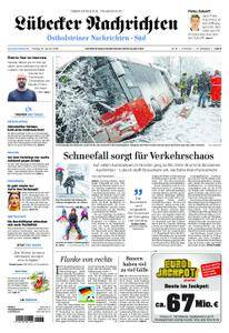 Lübecker Nachrichten Ostholstein Süd - 19. Januar 2018