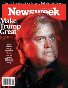 Newsweek USA - December 28, 2017
