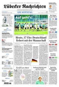 Lübecker Nachrichten Ostholstein Süd - 17. Juni 2018