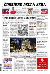 Corriere della Sera – 31 ottobre 2020