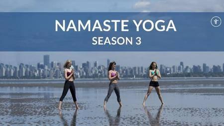 Namaste Yoga: The Complete Third Season with Erica Blitz [repost]