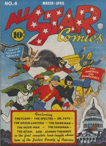 All-Star Comics 04 (DC) (Mar-Apr 1941)