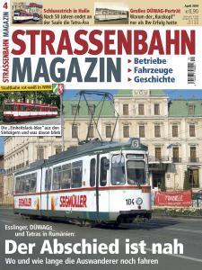 Strassenbahn Magazin - April 2019