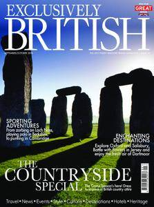 Exclusively British - September/October 2018