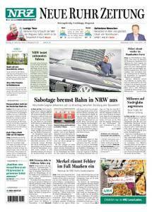 NRZ Neue Ruhr Zeitung Essen-Postausgabe - 25. September 2018