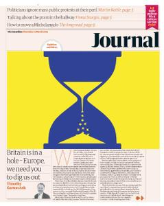 The Guardian e-paper Journal - March 21, 2019