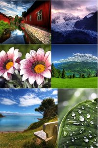 SXC Nature Full HD Wallpapers Part 1
