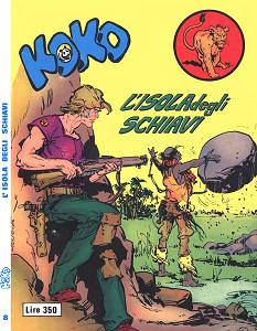 Koko - Volume 8 - L'Isola Degli Schiavi