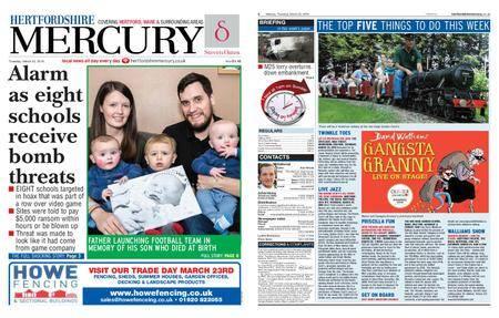 Hertfordshire Mercury – March 22, 2018