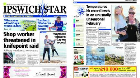 Ipswich Star – February 27, 2019