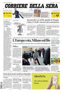 Corriere della Sera - 20 Novembre 2017