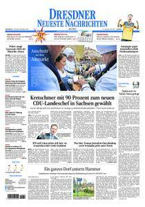 Dresdner Neueste Nachrichten - 11. Dezember 2017