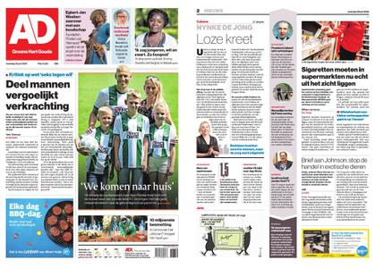 Algemeen Dagblad - Gouda – 29 juni 2020