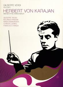 Herbert von Karajan, Wiener Philharmoniker, Giuseppe Taddei - Verdi: Falstaff (2008)