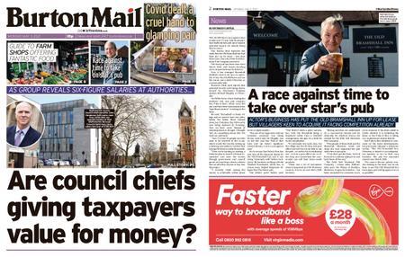 Burton Mail – May 03, 2021