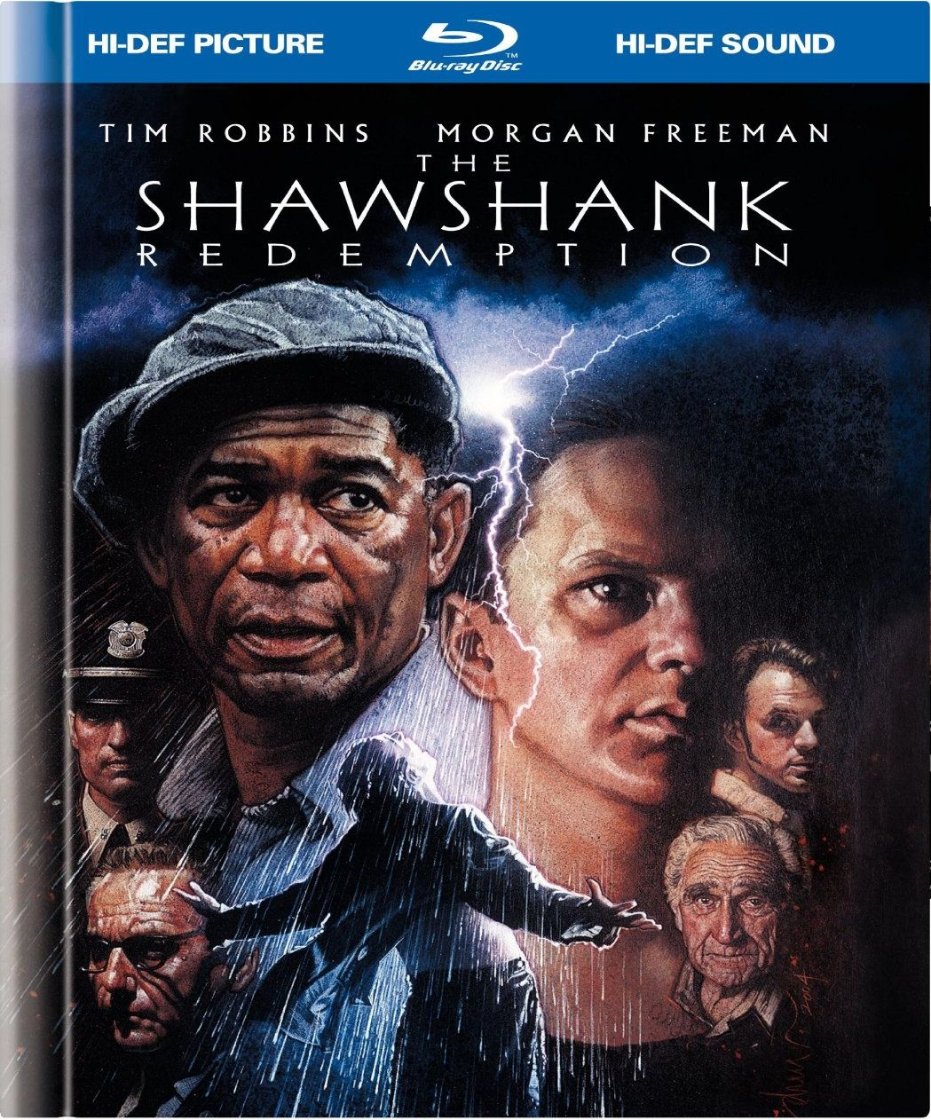The Shawshank Redemption (1994) [Full BluRay + 1080p BluRay Rip +