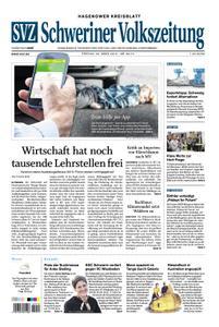 Schweriner Volkszeitung Hagenower Kreisblatt - 22. März 2019