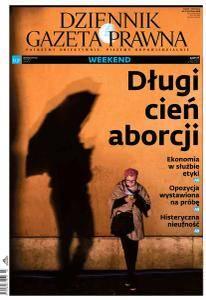 Dziennik Gazeta Prawna - 19-21 Stycznia 2018