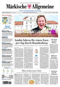 Neue Oranienburger Zeitung - 09. November 2018