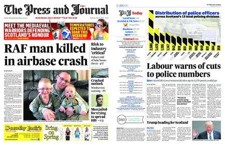 The Press and Journal Moray – May 05, 2018