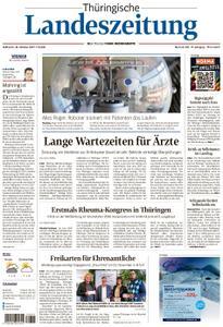 Thüringische Landeszeitung – 30. Oktober 2019