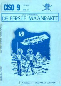 Ciso A09 Losstaande Albums Van Willy Vandersteen 04 De Eerste Maanraket