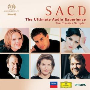 V.A. - SACD The Ultimate Audio Experience: The Classical Sampler (2003) [SACD] PS3 ISO