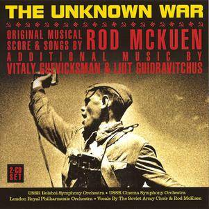 Rod McKuen - The Unknown War: Original Musical Score & Songs (1978) 2CDs Edition 2011 [Re-Up]