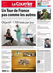 Le Courrier de l'Ouest Angers – 29 août 2020
