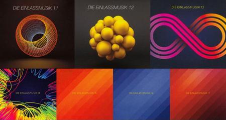 Schiller - Die Einlassmusik 11-17 (2016-2019) {7CD's Collection}