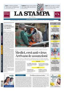 La Stampa Imperia e Sanremo - 7 Marzo 2020