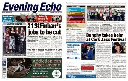Evening Echo – January 22, 2018