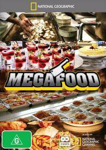 National Geographic - Mega Food: Series 1 (2012)